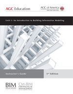 3rd Ed. BIM Unit 1: An Introduction to BIM - Instructor
