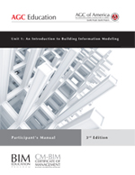 <H3>3rd Ed. BIM Unit 1: An Introduction to BIM - Participant</H3>Non-Member Price: $149.00<BR>Member Price: $100.00