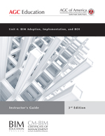 3rd Ed.BIM Unit 4: Adoption, Implementation & ROI-Instructor