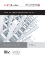 3rd Ed.BIM Unit 4:Adoption, Implementation & ROI Participant