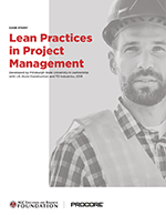 Case Study: Lean Practices in Project Management