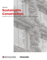 Case Study: Sustainable Construction