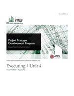 PMDP Unit 4: Executing - Participant